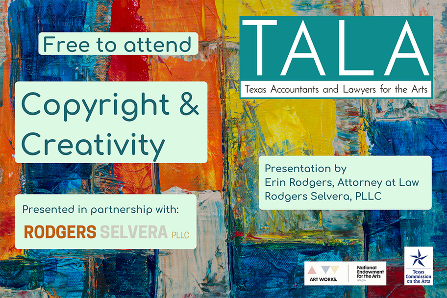 TALA - Copyright and Creativity