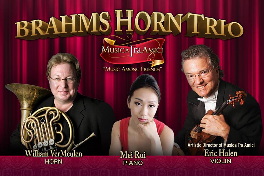 Musica Tra Amici - Brahms Horn Trio