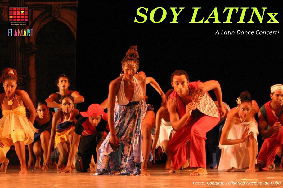 Foundation for Modern Music - Soy Latin(x)!