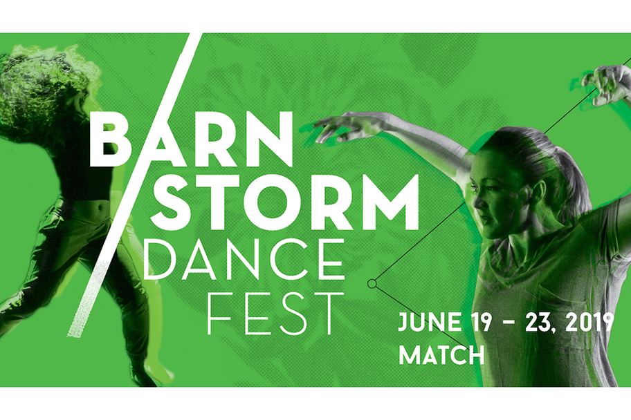 Dance Source Houston - Barnstorm 2019