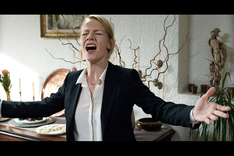 Goethe Pop Up Houston - Toni Erdmann