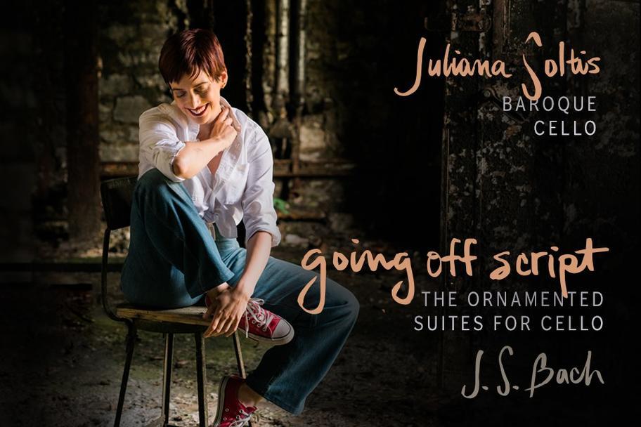 Juliana Soltis - Going Off Script