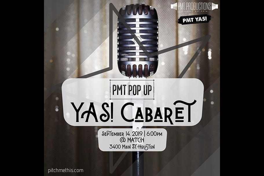 PMT - Pop Up Yas Cabaret