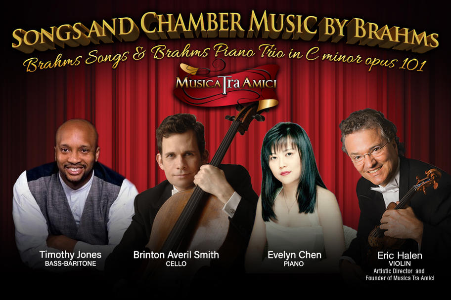Musica Tra Amici - Songs and Chamber Music by Brahms