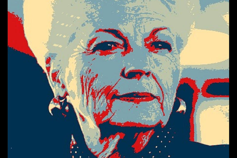 Houston Fringe Festival - Ann Richards - Hope