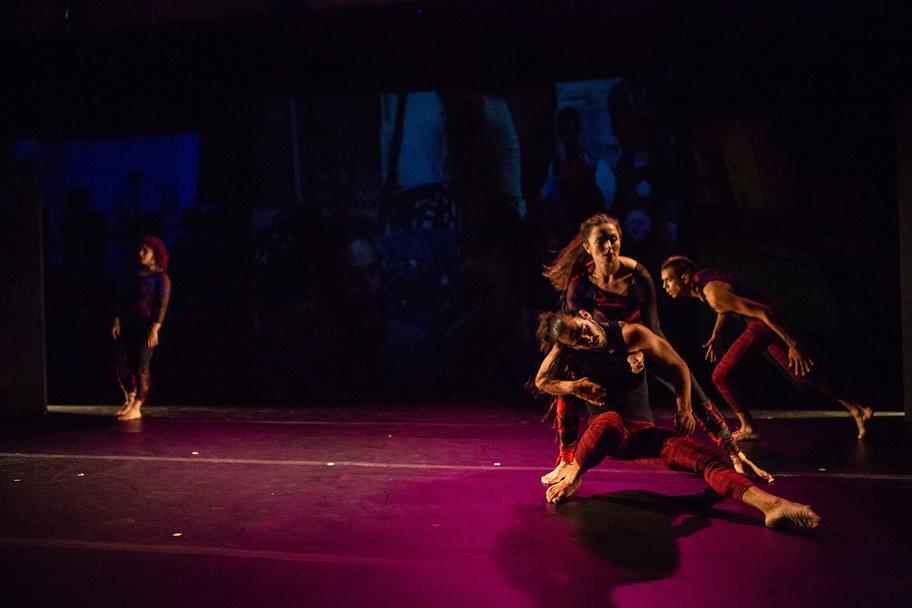 Chamacos Dance Company - Viajes
