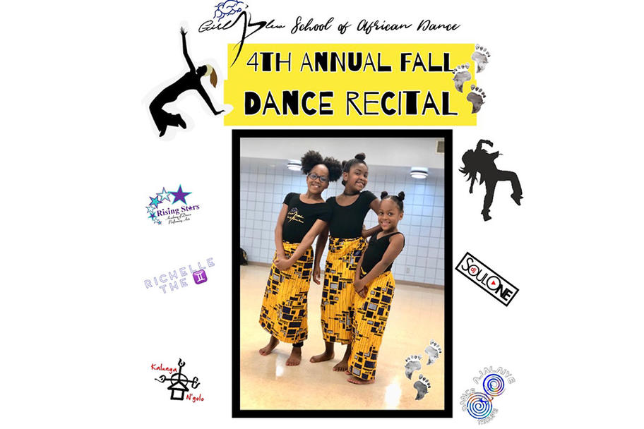 Girl Blew - 2019 Fall Dance Recital