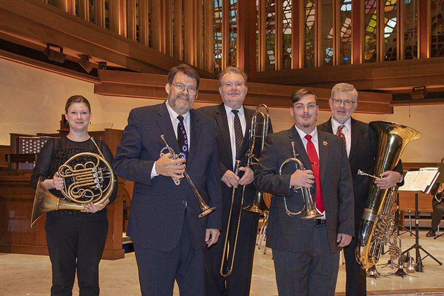 Gulf Coast Brass - Christmas with Gulf Coast Brass