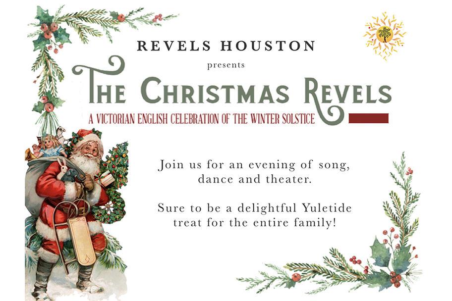 Revels Houtson - A Christmas Revels 2019