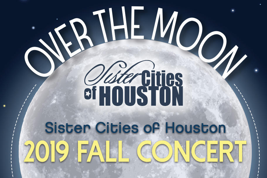 Sister Cities of Houston - Over the Moon
