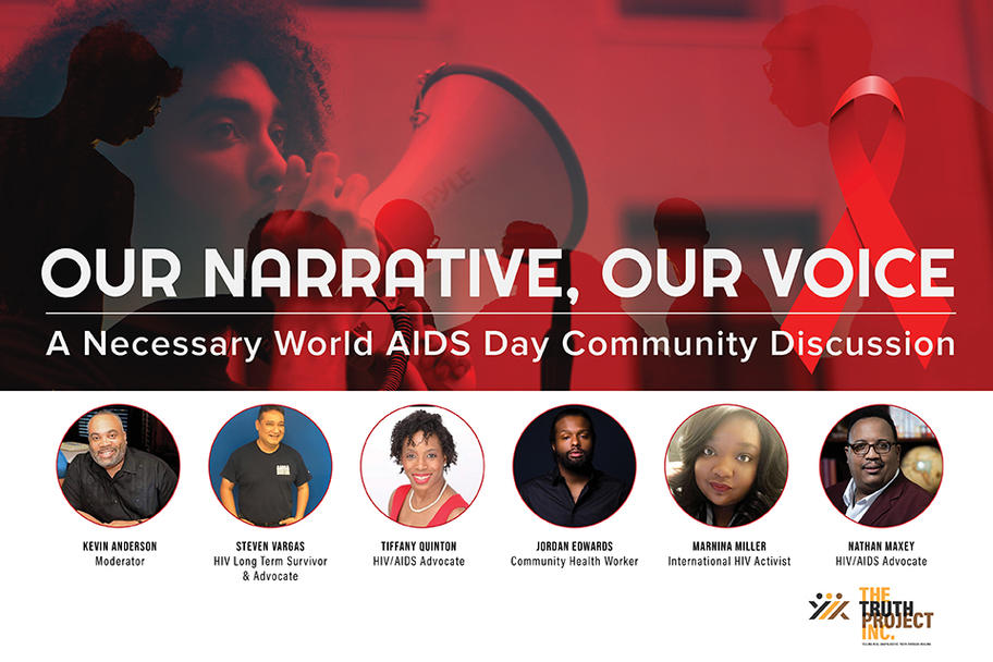 TRUTH Project - Worlds AIDS Day 2019