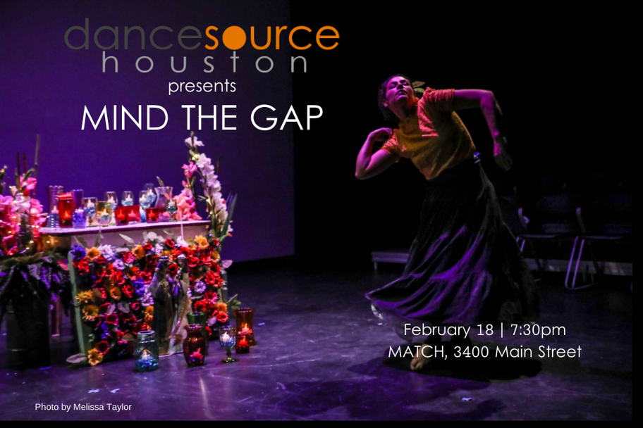 Dance Source Houston - Mind The Gap - Part XV