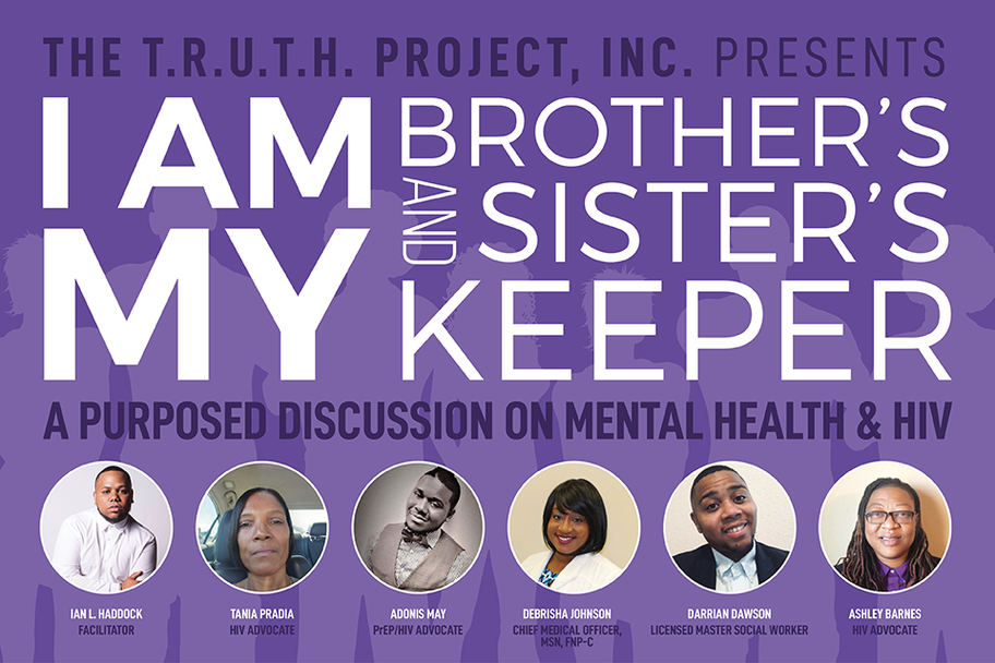 TRUTH Project - I am my Borthers and Sisters Keeper