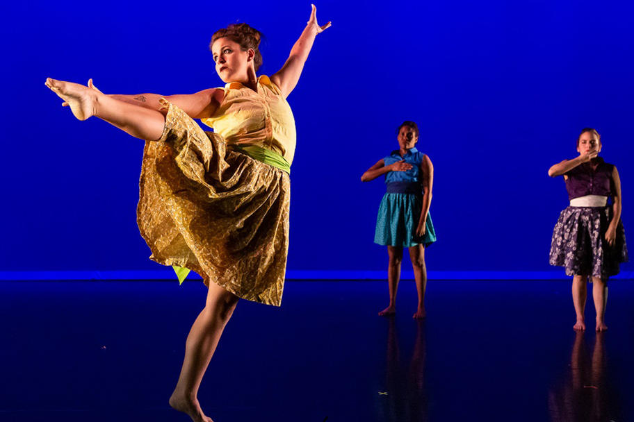 Pilot Dance Project - Leaves of Gold