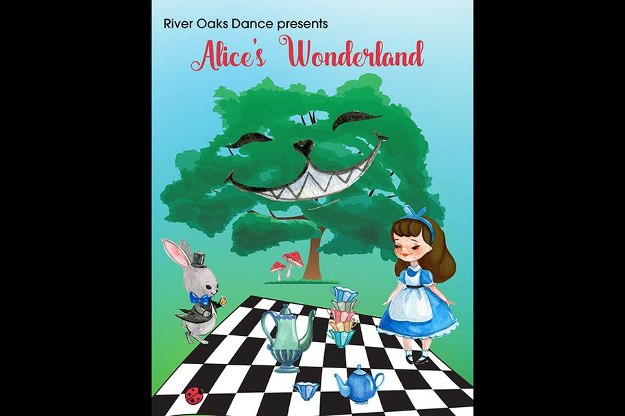 River Oaks Dance - Alices Wonderland