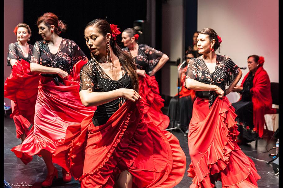 Institute of Spanish Arts - Ole Flamenco 2020