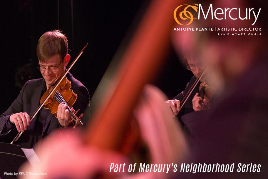 Mercury - Bachs Violin Concerto