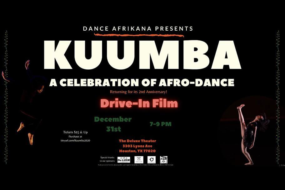 Dance Afrikana - Kuumba 2020