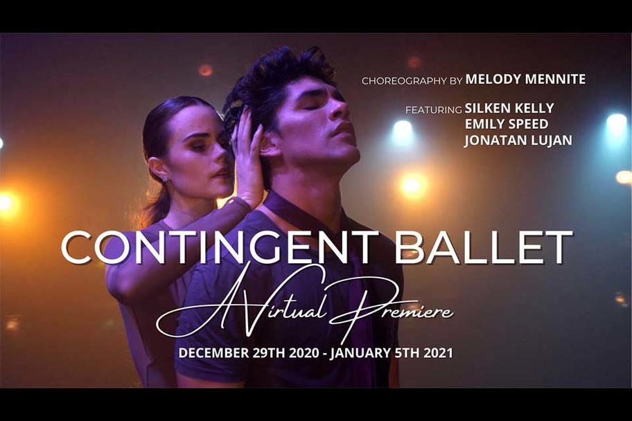 Silken Kelly - Contingent Ballet