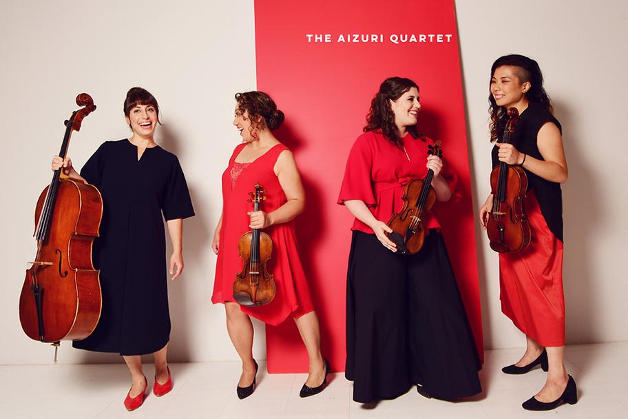 Aperio - Aizuri Quartet