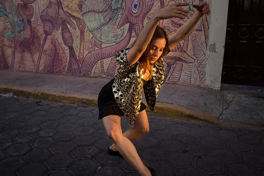 Pilot Dance Project - Paty Solorzano Victor Blanco