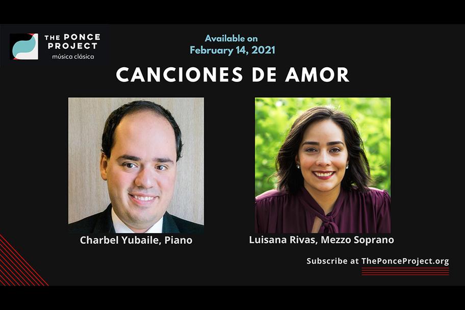 Ponce Project - Canciones de Amor
