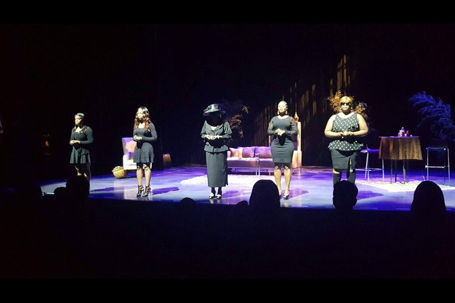 Black Girlz Productions Production Image 1