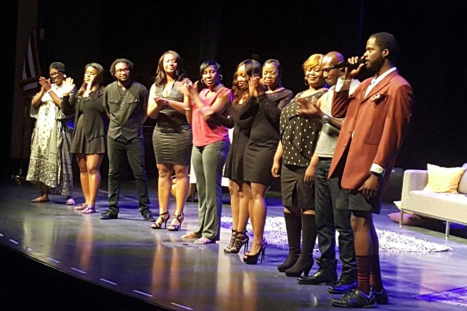 Black Girlz Productions Production Image 3