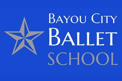 Bayou City Ballet School logo