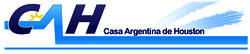 Casa Argentina de Houston - Logo