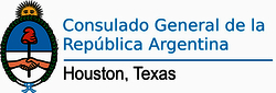 Consulado General de la Republica Argentina - Logo