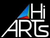 Hi-Arts Logo