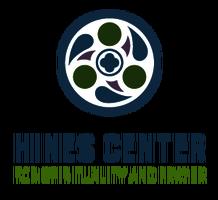 Hines Center - Logo
