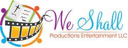 We Shall Productions logo