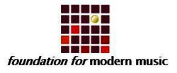 Foundation for Modern Music - Logo
