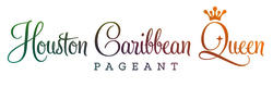 Houston Caribbean Queen Pageant Logo