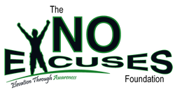 No Excuses Foundation Logo