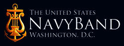 US Navy Band Logo