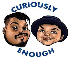 Curiously Enough logo