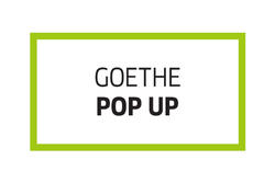 Goethe Pop Up logo