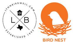 Lynn Birdwell Bird Nest logo