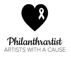 Philanthrartist - logo
