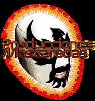 Produciones Mascaradas logo