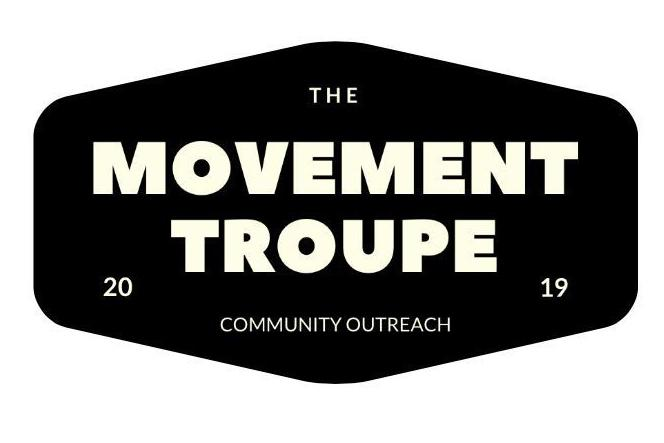 The Movement Troupe logo