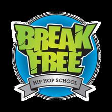 Break Free Arts Alliance Logo