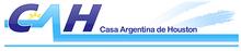 Casa Argentina de Houston - Logo