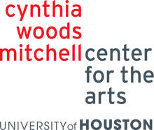 Cynthia Woods Mitchell Center for the Arts - logo