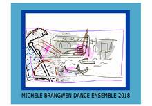 Michele Brangwen Dance Ensemble Logo