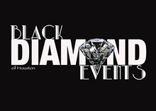 Black Diamond of Houston Logo