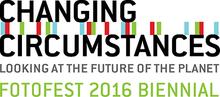 FotoFest 2016 - Changing Circumstances - Logo